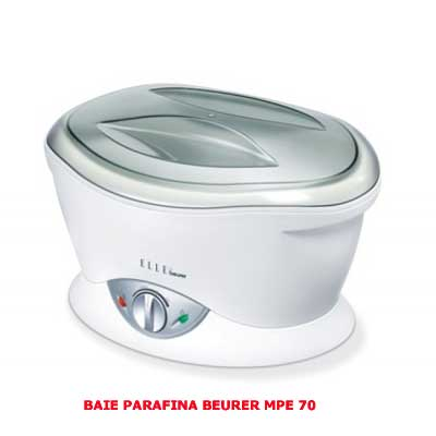 Baie de parafina Beurer MPE 70